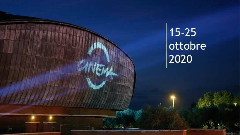 Festa del Cinema di Roma 2020, presentata l'immagine ufficiale