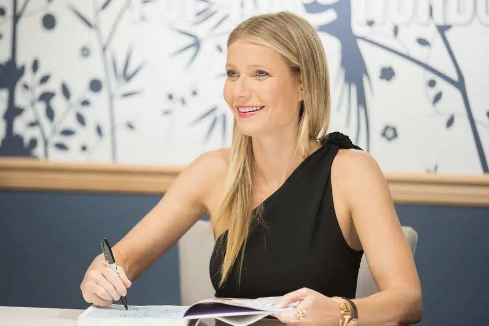Gwyneth Paltrow: un discusso Oscar e chiacchierate candele