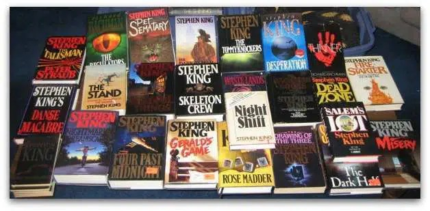 Stephen King, 5 libri imperdibili