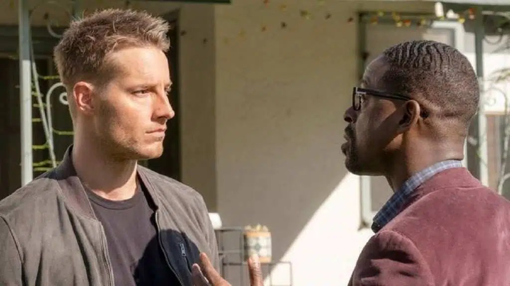This is us: Kevin e Randall