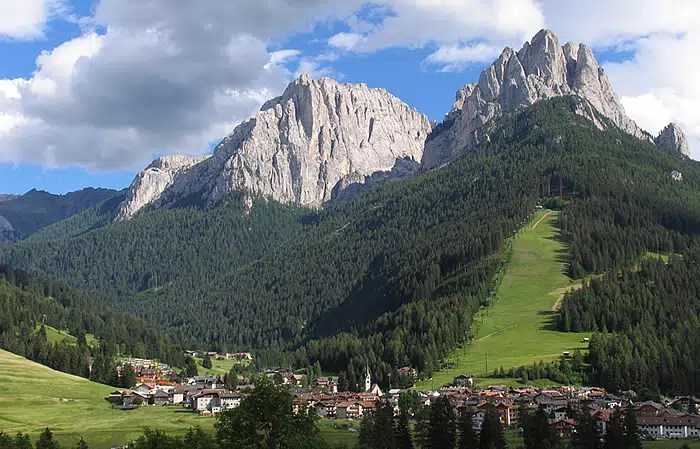 Val di Fassa, i paesaggi fiabeschi del Trentino Alto Adige