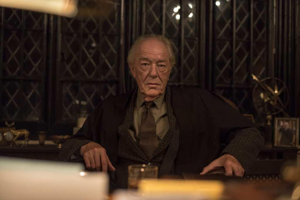 Michael Gambon, gli 80 anni di Albus Silente ...