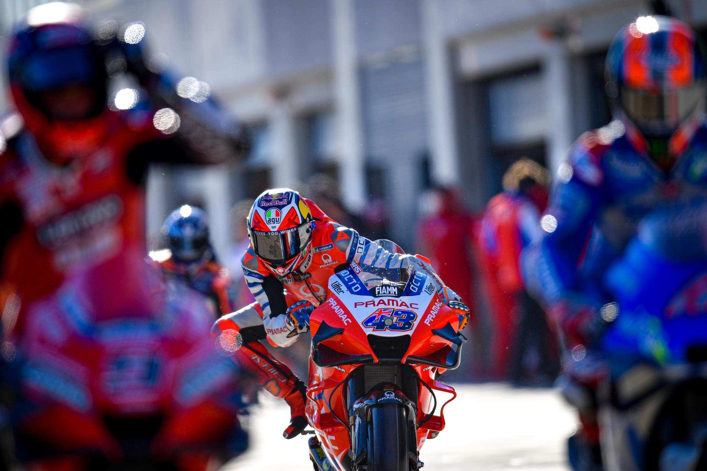 Ducati in MotoGP sino al 2026: c'è l'accordo con Dorna