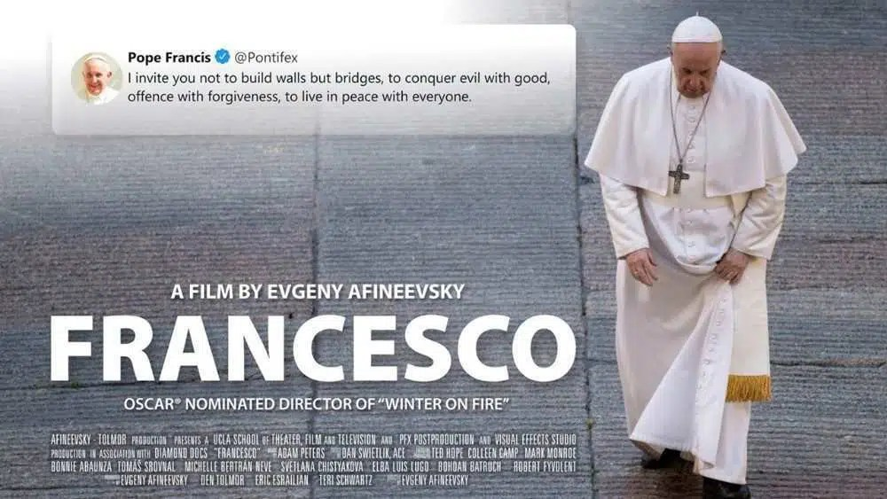 "Vaticano: Kinéo Movie for Humanity Award assegnato al regista Evgeny Afineevsky per il docu film ""Francesco"" – RomaFF15"