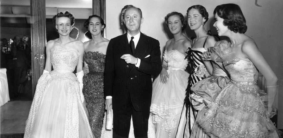 Christian Dior l'inventore del lusso
