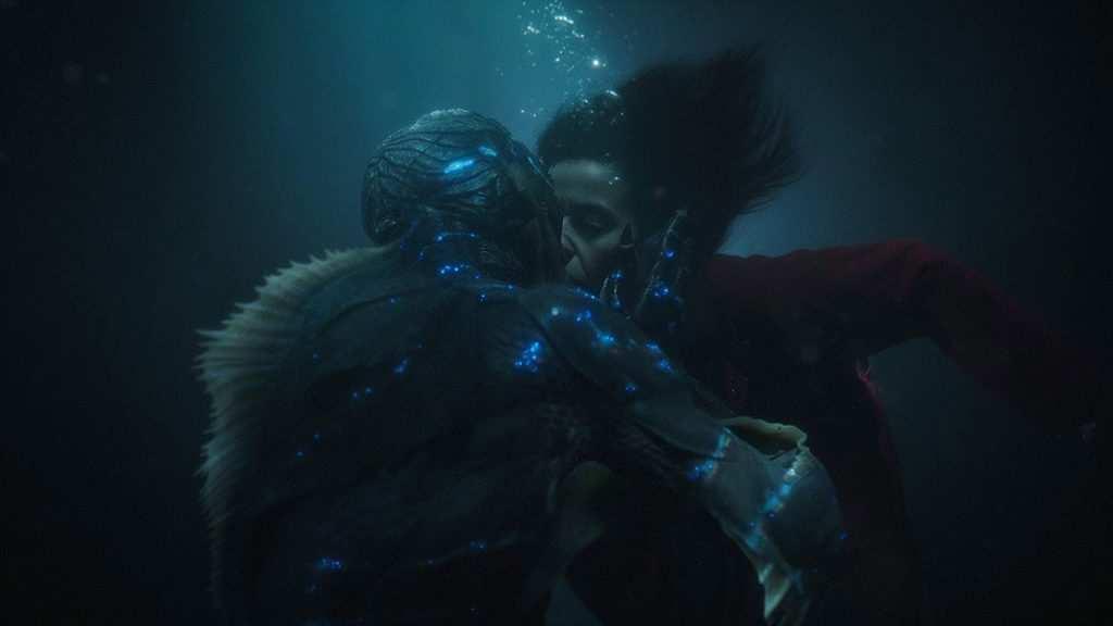 """""""La forma dell'acqua"""": un amore di anfibio"""