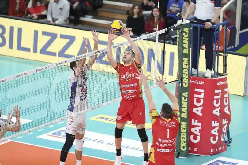 Volley, il caso Michele Baranowicz