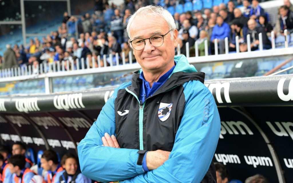 """Sampdoria, """"mission (quasi) impossible"""": Ranieri verso l'Atalanta con un piano prestabilito"""