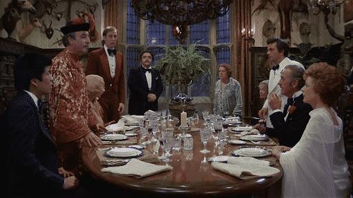 """""""Invito a cena con delitto"""": l'umorismo è servito!"""