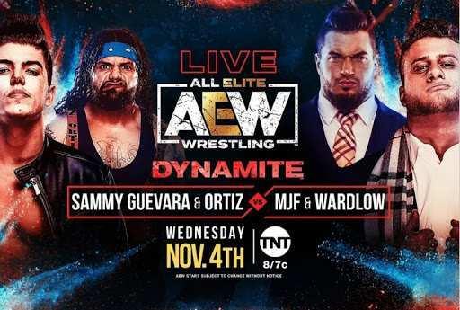 AEW Dynamite Smash report 13 01 21
