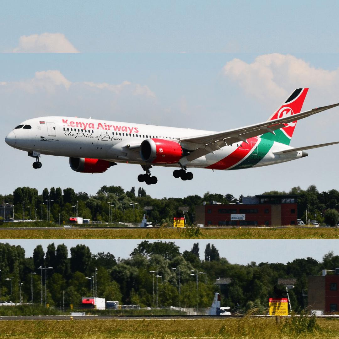Kenya Airways resumes flights to Tanzania
