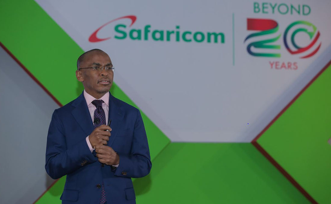 Safaricom to hold a majority stake of 55.7% in new operating company in Ethiopia
