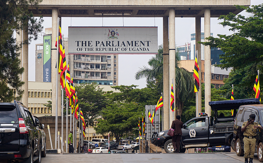 Uganda closes parliament amid surging COVID-19 cases and deaths