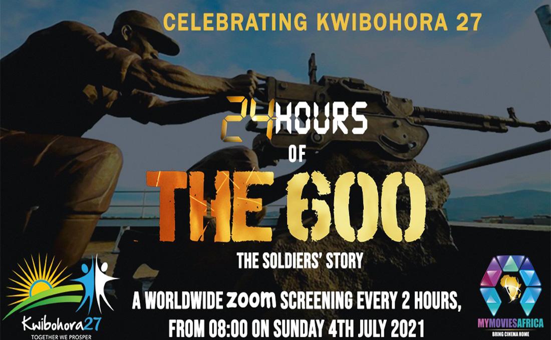 World's First 24-hour Global Movie Marathon held online through Kenyan Platform