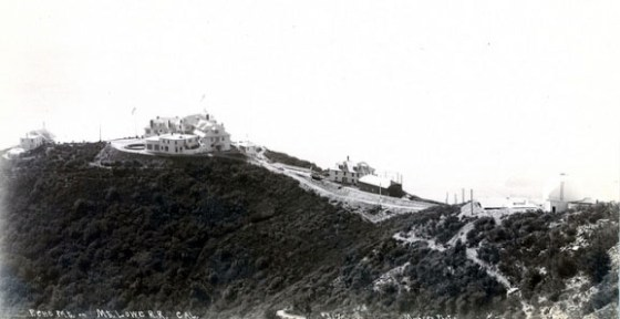 Echo Mountain House