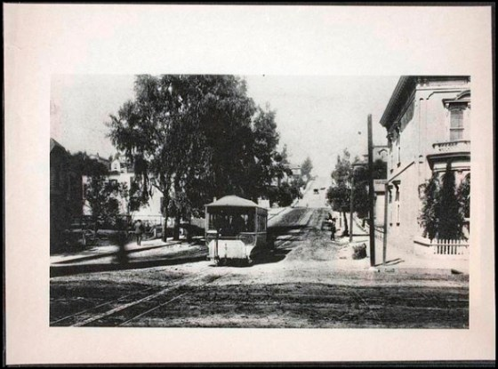 Second Street Cable Railroad