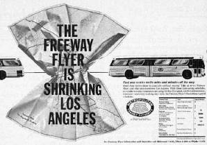 Freeway flyer service ad
