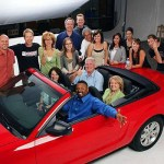 Rideshare campaign featuring Huell Howser