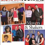 Movers & Shakers - Library Journal Cover