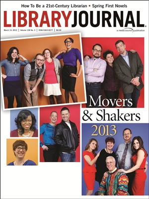 Library Journal, March 15, 2013