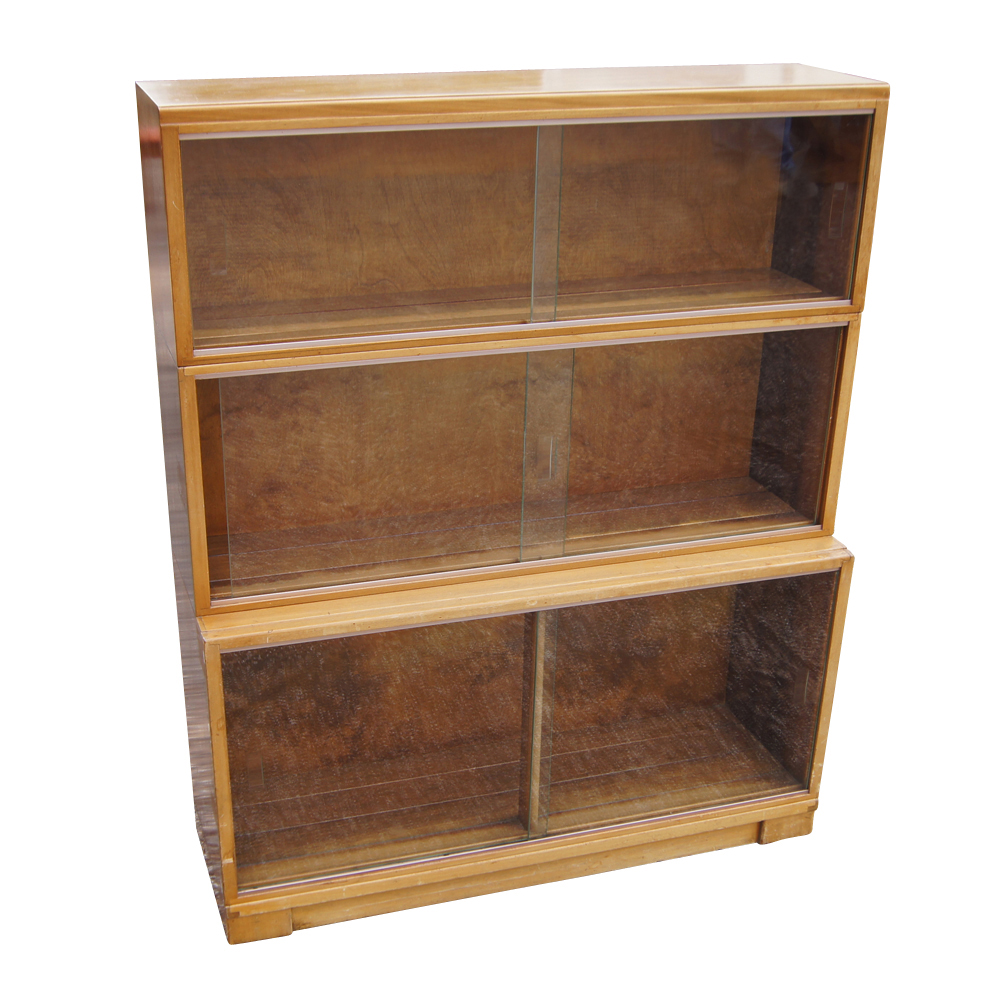 Vintage Mid Century Barrister Bookcase Ebay