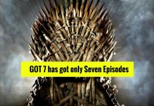 unknown facts about Game of Thrones Season 7