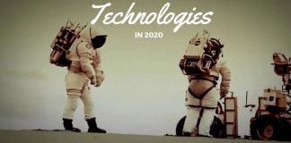 technologies in 2020