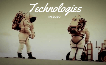 technologies in 2020