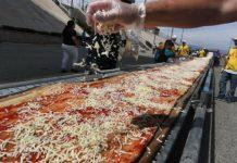 Longest Pizza