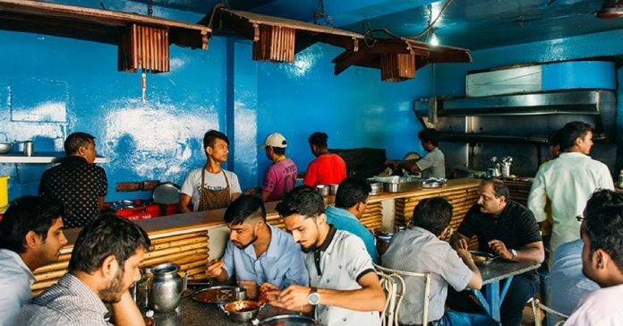 Dhabas in Bangalore