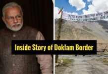 Doklam Border issue