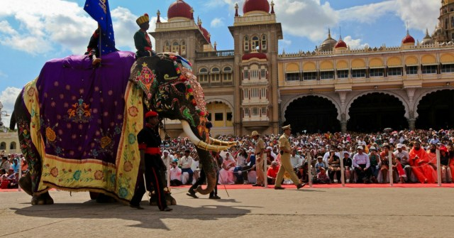 mysore dasara celebrations