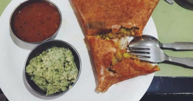 dosa places in bangalore