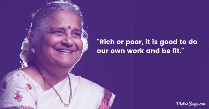 sudha murthy quotes on success
