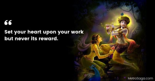 12 Profound Quotes By Krishna That Will Change The Way You Look At