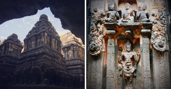 Mysterious Facts About Kailash Temple