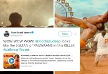 Pailwan teaser