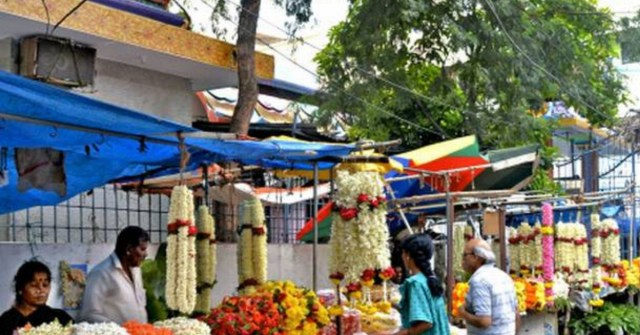 markets of bengaluru