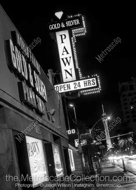 Pawn Shops Toledo Ohio : shops, toledo, Famous, Silver, Vegas, Canvas