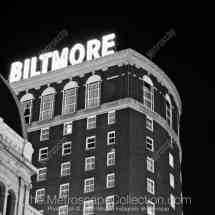 Black & White Print Of Providence Biltmore