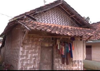 Rumah tidak layak huni yang luput dari program PKH