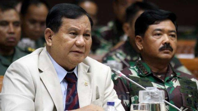 Menhan Prabowo Minta Segera Ungkap Sosok Mr M yang Diduga Mafia Alutsista