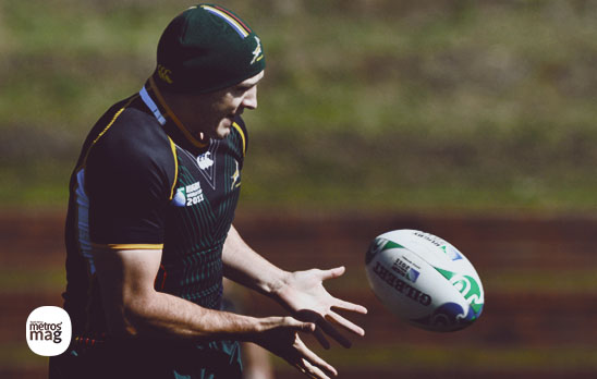 Jaque Fourie leaves the Boks at a tough time