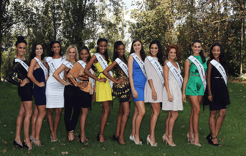 Miss SA finalists booted for having tattoos