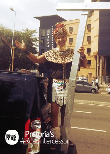 Ziggy #Roadintercessor