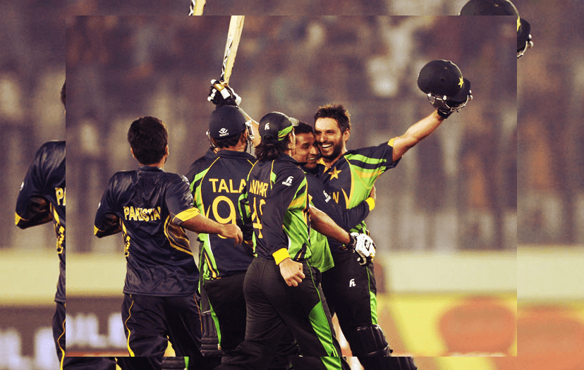 Pakistans pulled off an unlikely win over South Africa