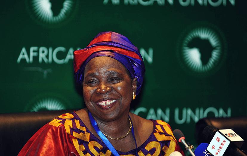 Nkosazana Dlamini-Zuma on xenophobic attacks in South Africa