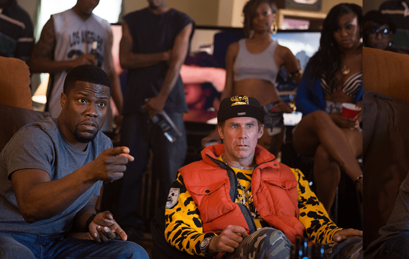 Get Hard : Movie Review