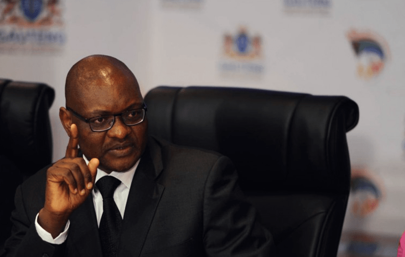 Gauteng Premier challenges black entrepreneurs to become industrialists
