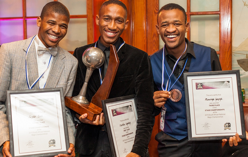 Cape Town Magicians take top honours at 2015 South African Magic Championships